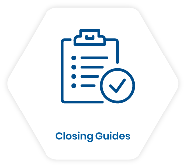 Closing Guides icon