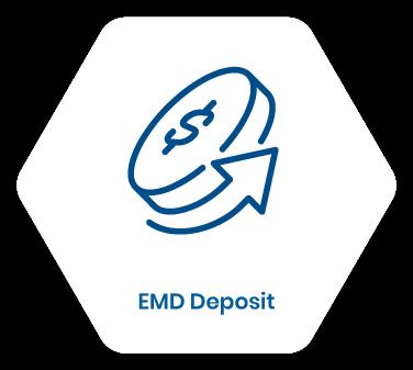EDM Deposit