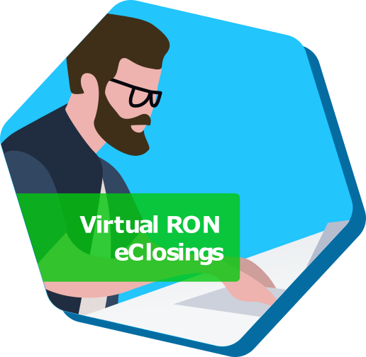 virtual ron eclosing icon