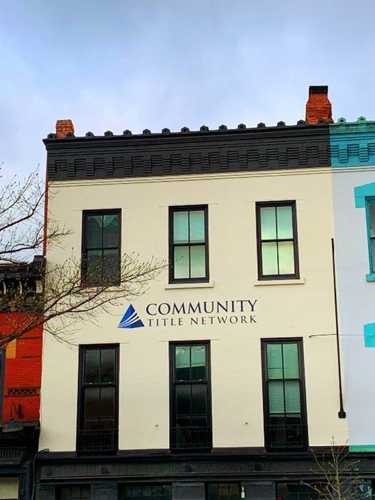 community title building